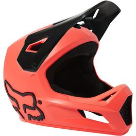 Fox Rampage Helmet Men, pomarańczowy